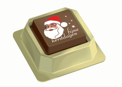 Praline Christmas 1 pcs