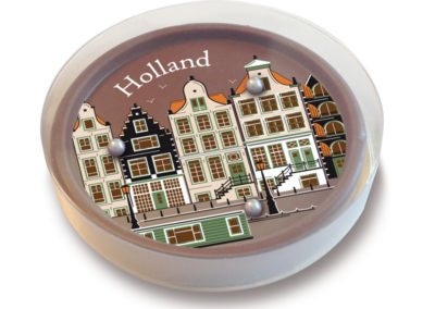 Funny choc 'Holland'
