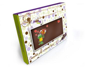 Greating Card Gift Box Beterschap