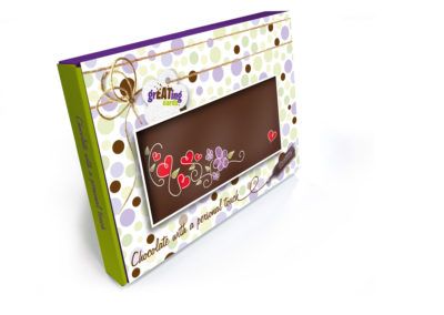 Greating Card Gift Box liefde
