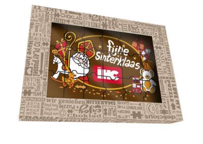 Chocolate Puzzle Sinterklaas logo