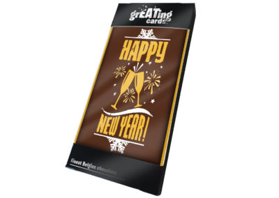 Greating Card Happy New Year