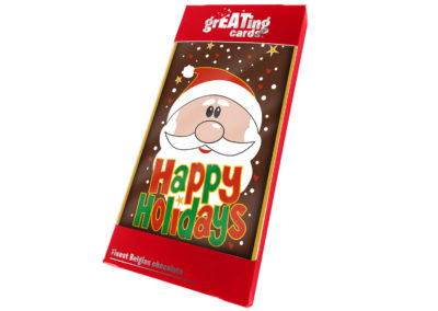 Greating Card Happy Holidays