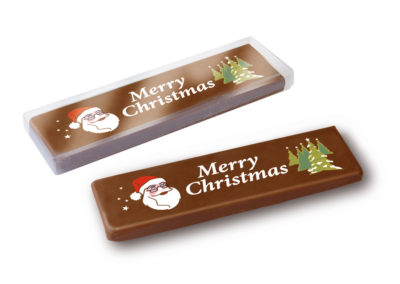 Message Bar Merry Christmas