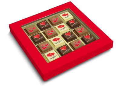 Pralines I love you 16 pcs
