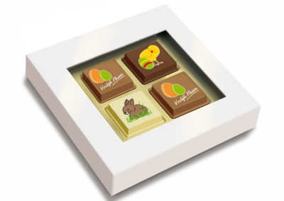 Pralines Easter 4 pcs
