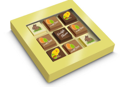 Pralines Easter 9 pcs