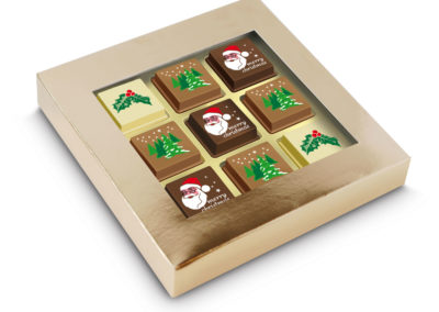 Praline Christmas 16 pcs