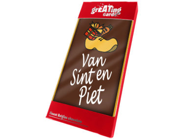 Greating Crd Sint & Piet
