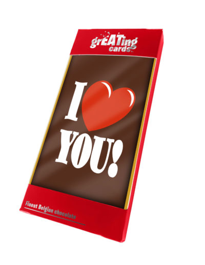 Greating Card  I love you