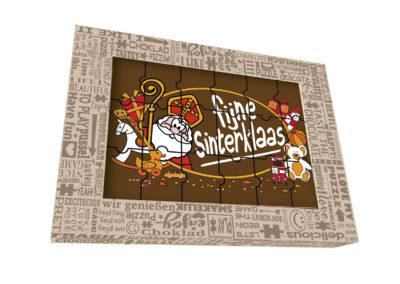 Chocolate Puzzle Fijne Sinterklaas