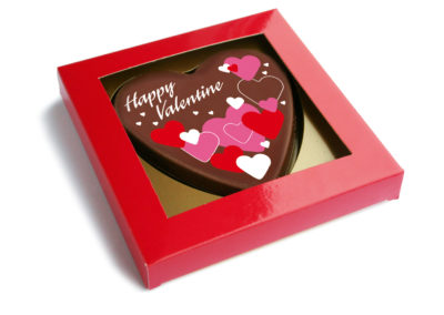 Chocolate Heart Happy Valentine (135gr)