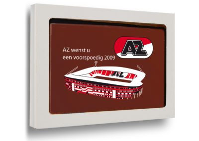 Chocolate Card AZ