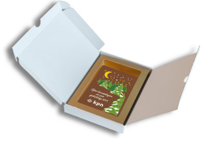 Chocolate Card KPN