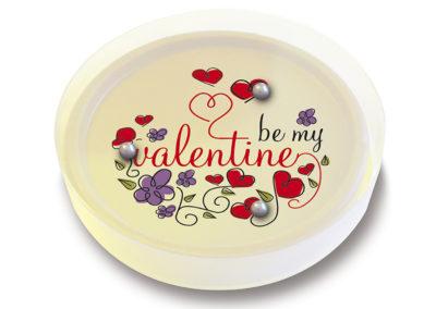 Funny Choc Be my valentine