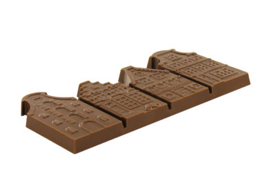Chocolate Canalhouses 100g