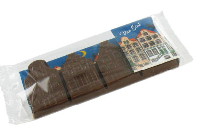 Chocolate Canalhouses Sint