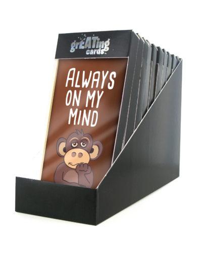 Displaybox Always on my mind