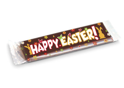 Message Bar Flowpack Happy Easter