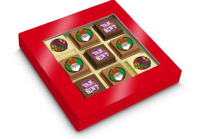 Pralines Sinterklaas 9 pcs
